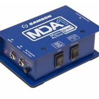 Direct Box Aktif Mono Samson MDA 1 / MDA1 / SAMDA1 / SAMDA 1