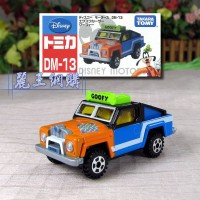 Tomica Disney Motors DM-13 Excruiser Goofy Diecast Car Toy Takara Tomy