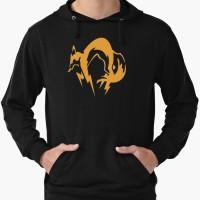 Hoodie Sweater Metal Gear Solid Fox