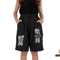 Jogger Pants Anime Tokyo Ghoul Short