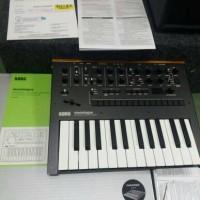 KORG MONOLOGUE - BK(Monophonic Analog Synthesizer)