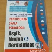 harga Buku Penyusunan Skala Psikologi / Jelpa Periantalo / Pp Tokopedia.com