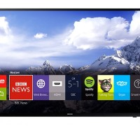 Samsung 32 Inch HD Ready Flat Smart LED Digital TV UA32J4303 - Hitam