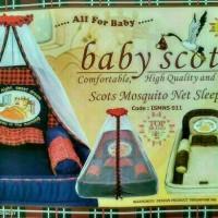 set kasur bayi ,baby scot