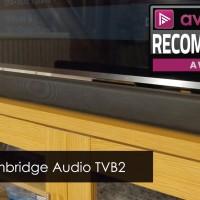 Soundbar Cambridge Audio TVB2 Bluetooth and Wireless Sub