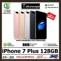 [PROMO]iPhone 7 Plus 128GB JET BLACK MATTE ROSE GOLD SILVER - Apple