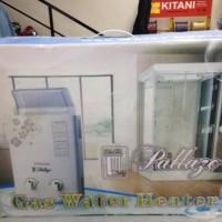 Harga water heater pemanas air gas pallazo   Pembandingharga.com