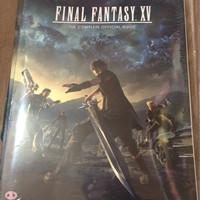 Jual final fantasy xv the complete official guide Murah