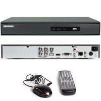 DVR CCTV 4 Ch Hikvision Fitur Lengkap Analog AHD HDTVI