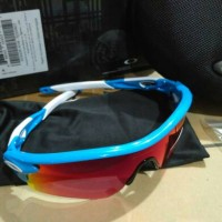 OAKLEY RADAR LOCK PATH FRAME SKY PRIzm road LENS 2N