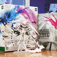 White Premium Box Figma White Rock Shooter