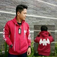 Jaket Mars Mello Merah / Jaket Murah / Grosir Jaket