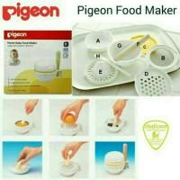 pigeon food maker / perlengkapan mpasi