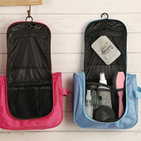 Promo Menarik... Lynx Tas Mandi Toiletries Bag Travel Cosmetic Showe