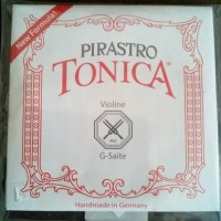 senar biola pirastro tonica set (GDAE) (original) for profesional