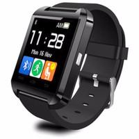 Jual Smartwatch U Watch U8 - Black Smart Watch I-One Murah