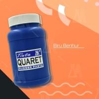 Cat Sablon Quaret Warna Biru Benhur