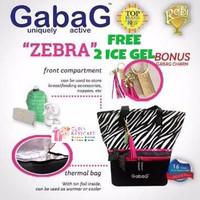 Harga tas asi cooler bag gabag zebra lvds | Pembandingharga.com