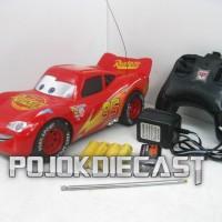 Mainan Mobil Remot CARS MCQUEEN RC Remote Control