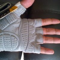 Jual NEW SARUNG TANGAN SEPEDA PEARL IZUMI Tri-D Half Finger Gel GLOVES Murah