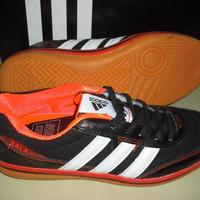 Sepatu Futsal Adidas SALA JANEIRINHA Indoor Import (Black Red) LIMITED