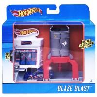 [Mainan Track Set] HOT WHEELS BLAZE BLAST - DWL01