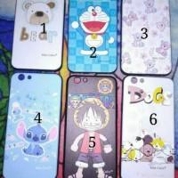 Case motif karakter Oppo F1s case rubber case motif karakter Oppo F1s