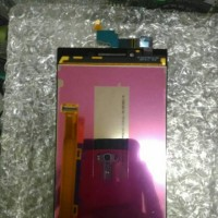 Lcd Lenovo p70a + T/S ori bLack