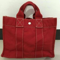 Authentic Preloved Tas Hermes Canvas Small
