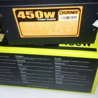 Jual Power Supply Dazumba 450w Murah