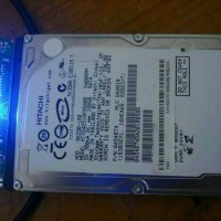 HDD/hardisk 160gb merk campur for laptop notebook garansi 1tahun
