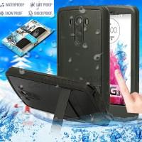 Bumper Lifeproof Waterproof Redpepper Hard Case Cover Casing LG G3