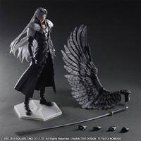 Jual Playarts Play Arts Kai Sepiroth Final Fantasy VII 7 Cloud KWS Murah