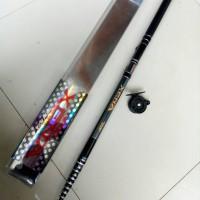 Tegek Custom Maguro XENA Carbon 3 Way Zoom 540/490/450cm
