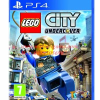 PS4 LEGO City Undercover (R3 / Reg 3 / English, Playstation 4 Game)