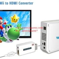 Jual Nintendo Wii HDMI Adapter / Converter Murah