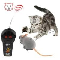 Mainan Kucing Tikus Remote Jalan Mainan Kucing Tikus Remot