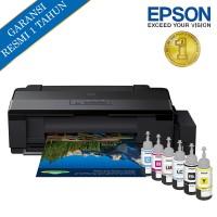 Epson Printer A3 L1800 - Hitam (Print)