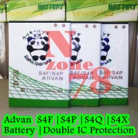 BATERAI ADVAN VANDROID S4X S4P S4F DOUBLE POWER PROTECTION