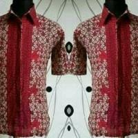 Baju Seragam/seragam Batik/kemeja Batik/baju Kemeja/seragam Pria