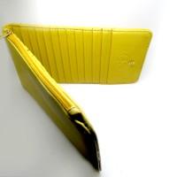 Dompet Kartu Simple Yellow