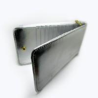 Dompet Kartu Simple Silver