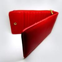 Dompet Kartu Simple Red