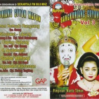 VCD SANGKURIANG GUYON MATON VOL3
