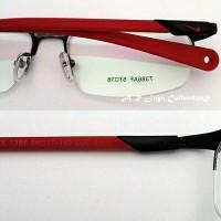 Frame Kacamata Minus, Kaca mata Optik, Radiasi Merk NIKE Clip- 0903