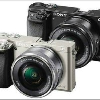SONY ALPHA A6000 Kit 16-50-Camera Mirrorless