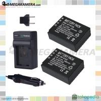 Smatree Battery W126 for Fujifilm X-A3, XT20, XE2, X-T2, X100F Baterai