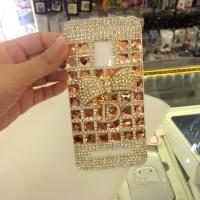 Rose Gold Diamond Case Blinkcase Asus Zenfone 2 3 4 5 6 5.5 inc go