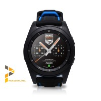 Smart Watch G6 - Heart Rate Smartwatch G6 Jam Pintar Silicone Black