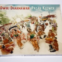 cd dwiki dharmawan : pasar klewer (2 disc)